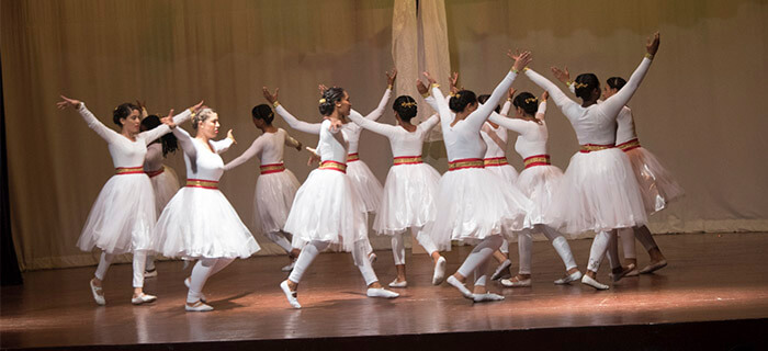Celebran 8vo. Festival de Danzas Cristianas INVENCIBLE