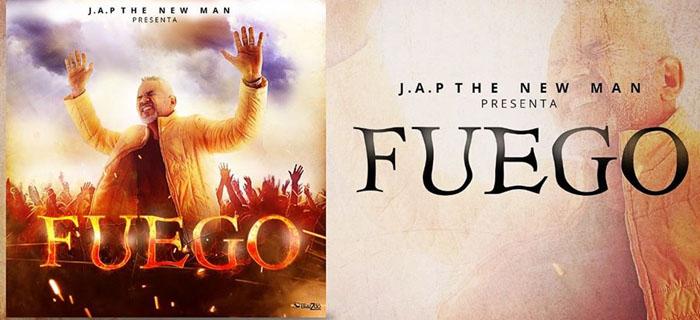 J.A.P The New Man presenta Fuego (Trap Cristiano)
