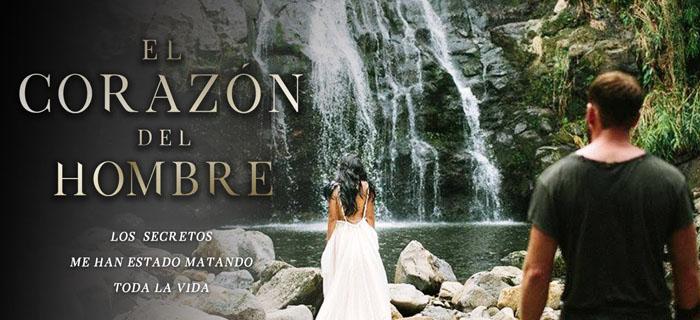 «El corazón del hombre» la nueva película de Canzion Films