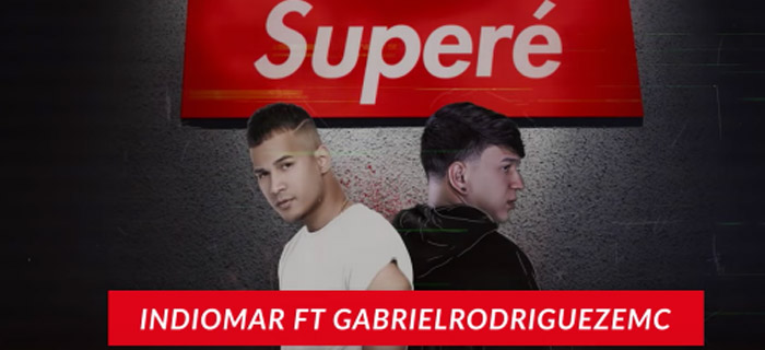 Indiomar Ft. GabrielRodriguezEMC – Superé (Trap Music)