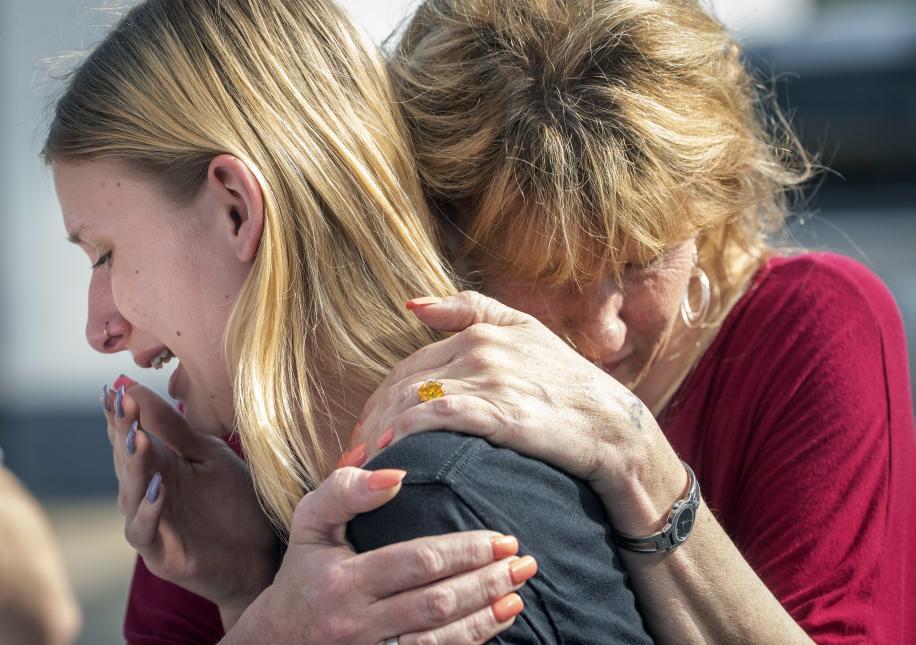 El tiroteo dejó 10 muertos y 10 heridos, según confirmó el gobernador Greg Abbott.