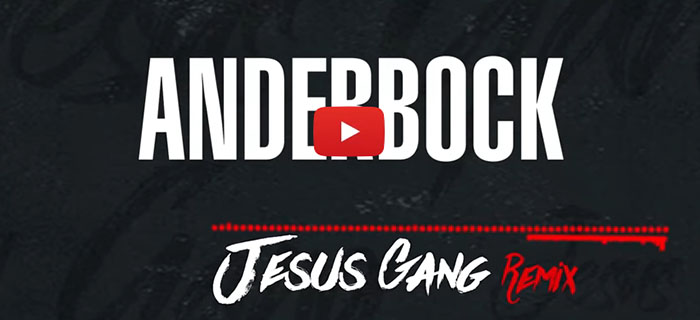 Ander Bock X Slex Beatz – Jesus Gang (Remix)