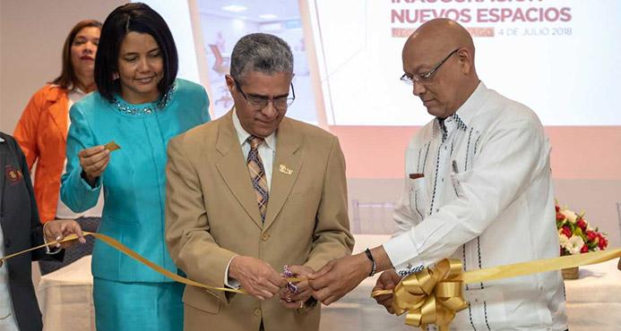 Universidad Nacional Evangélica UNEV inaugura nuevos y modernos espacios en su Recinto Santiago