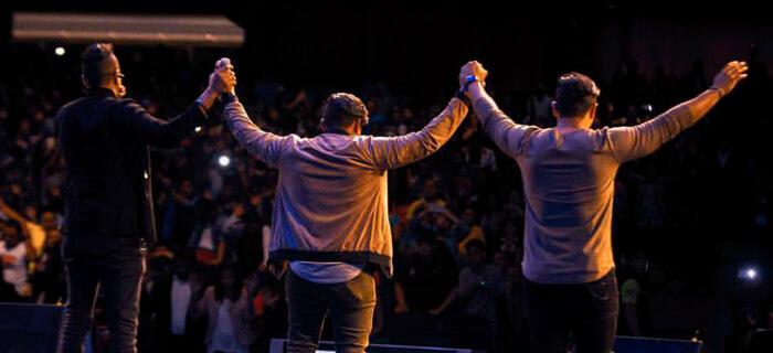 Grupo Barak anuncia que su próximo álbum será grabado en Venezuela