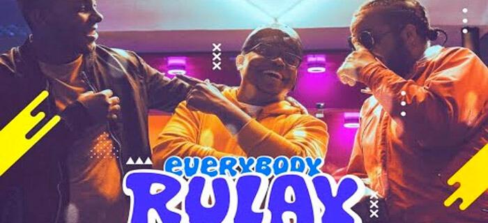 Felix Aquino ft Spiritual Bless – Everybody Rulay Remix (Vídeo Oficial)