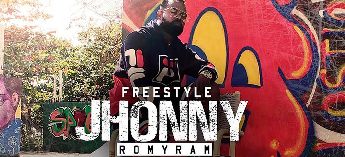 Romy Ram – JHONNY (Freestyle) Video Oficial
