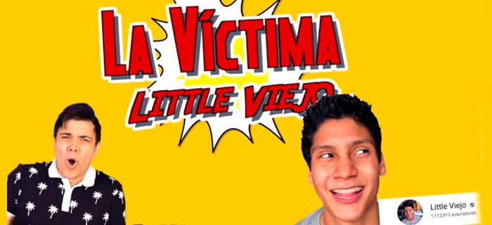 Juan De Montreal le hace broma a Little Viejo