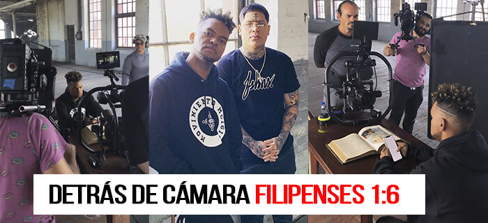 Redimi2 ft Almighty – Filipenses 1:6 (Video Oficial) DETRÁS DE CÁMARA