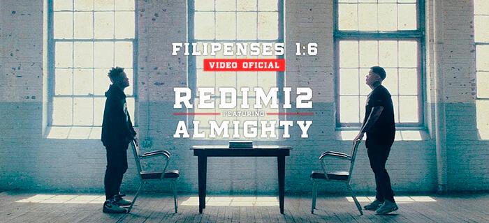 Redimi2 hablando sobre el impacto de Filipenses 1:6 – Redimi2 Vlogs