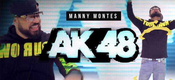 Manny Montes – AK 48 (Vídeo Oficial)