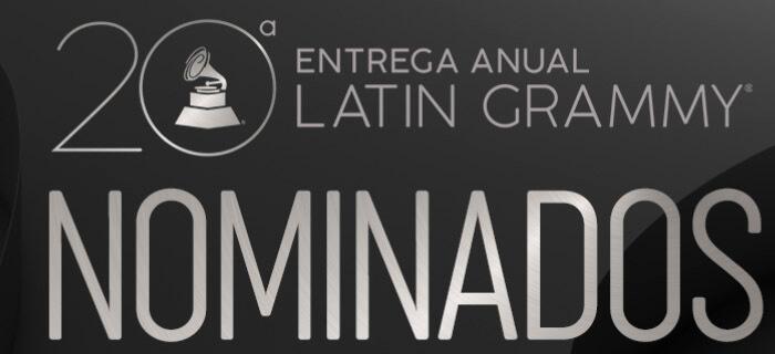 Nominados a Mejor Album Cristiano en Latin GRAMMY 2019