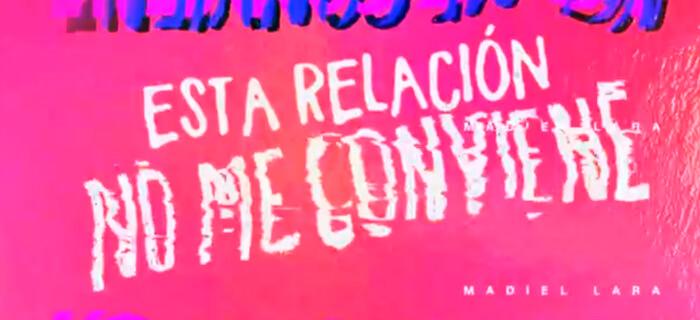 Madiel Lara – No Me Conviene (VIDEO LYRIC)