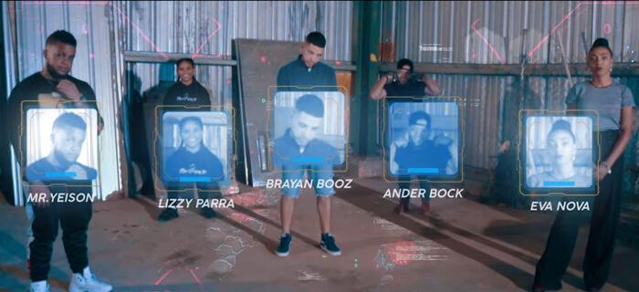 Quienes Somos Remix – Lizzy Parra ❌ Ander Bock ft Eva Nova, CShalom, Mr Yeison, Brayan Booz