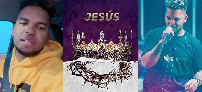 REDIMI2 da los ÚLTIMOS DETALLES de su NUEVO tema JESÚS