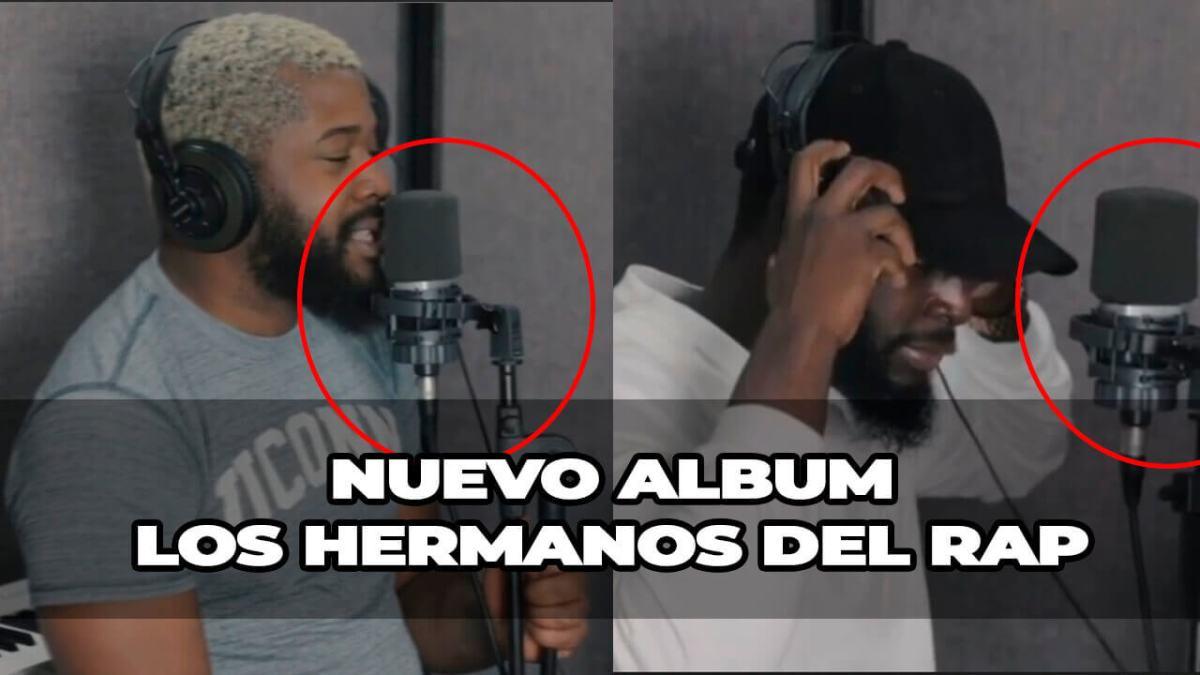 Los Hermanos del Rap anuncian NUEVO ÁLBUM