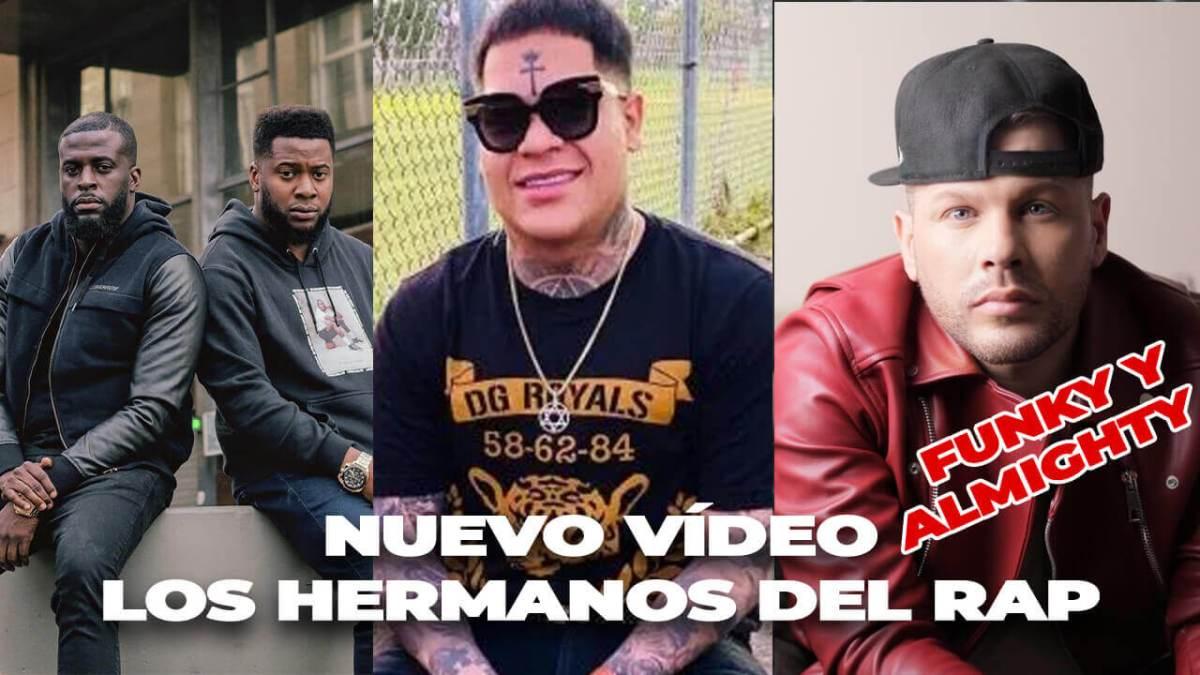 FUNKY Y ALMIGHTY LANZA VIDEO | NATAN EL PROFETA Y EL PHILIPPE NUEVO VIDEO Y MÁS