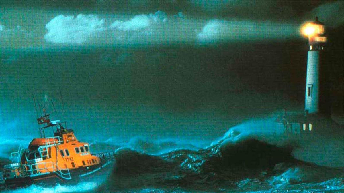 REFLEXIÓN: Un tiempo de tormenta