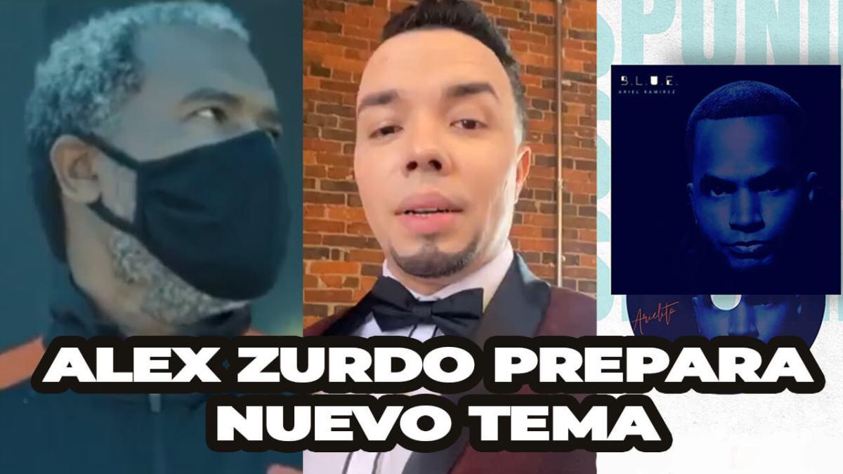ALEX ZURDO preparando algo NUEVO | SR. PÉREZ NUEVO TEMA | ARIEL RAMÍREZ lanza PRODUCCIÓN
