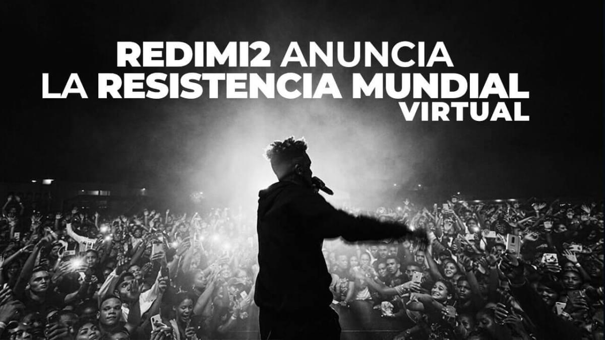 Redimi2 anuncia La Resistencia Mundial