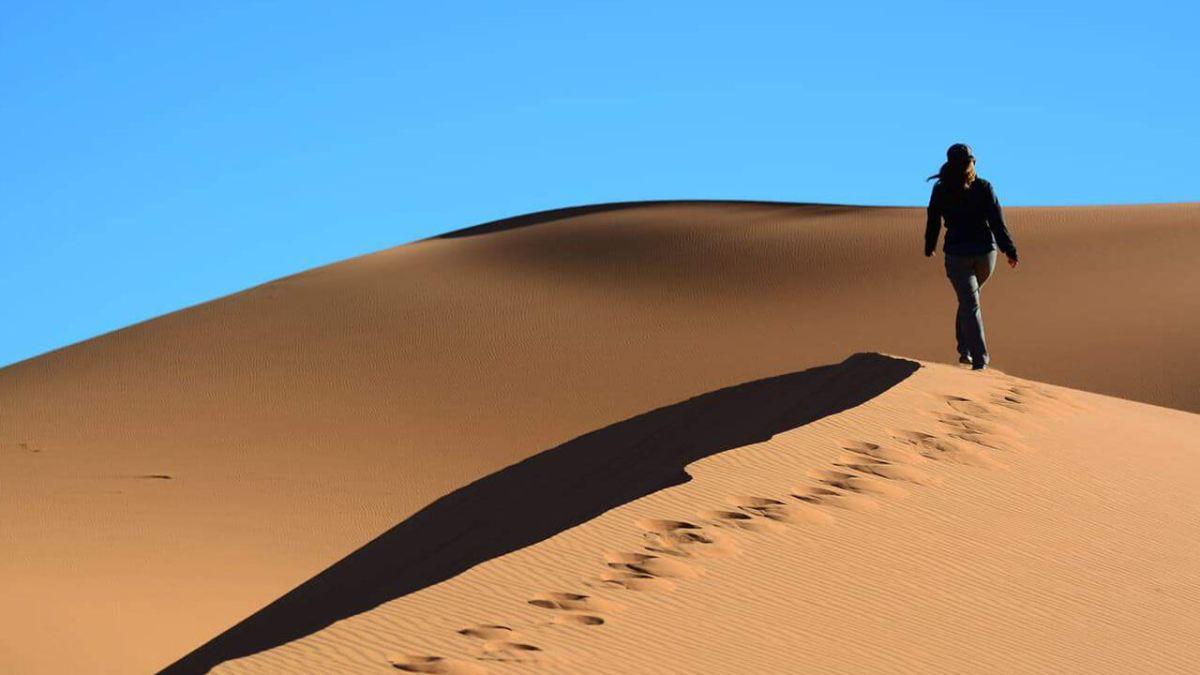 Reflexión: Confía en Dios mientras pasas por el desierto