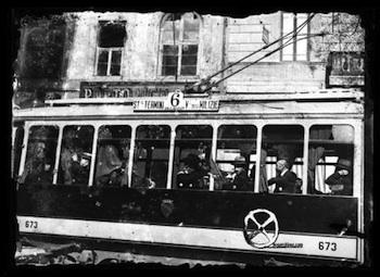 Il primo tram di Roma