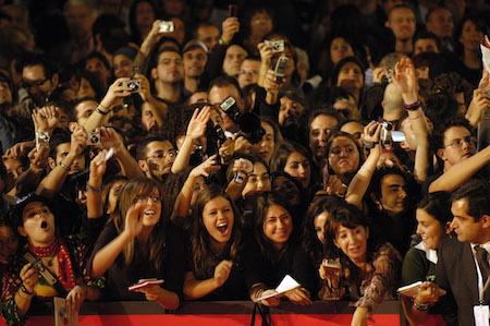 FESTA DEL CINEMA DI ROMA IMMAGINI SIMBOLICHE