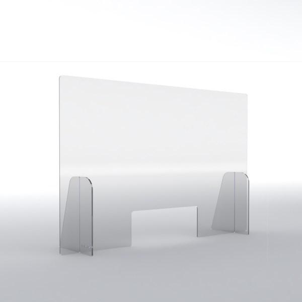 Barriere parafiato di protezione altezza 60 cm
