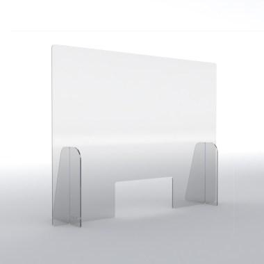 Barriere parafiato di protezione altezza 75 cm