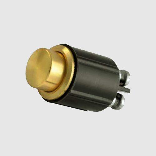 pulsante per campanelli a contatti PVD oro