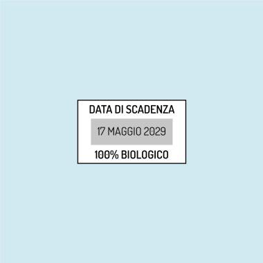 Impronta Trodat Professional 5431 Datario con Data Italiana e Area di Testo personalizzabile 41x24 mm 2 Righe di Testo con Cartuccia Nera