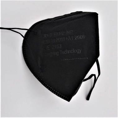 maschera-chirurgica-di-protezione-ffp2-nera