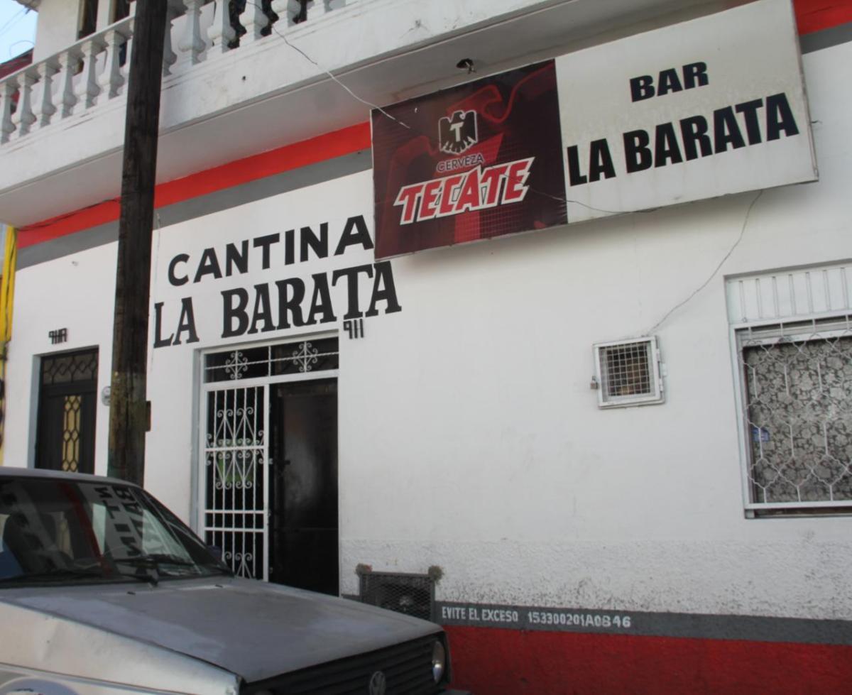 El crimen no respeta en Pachuca, asaltaron el bar La Barata