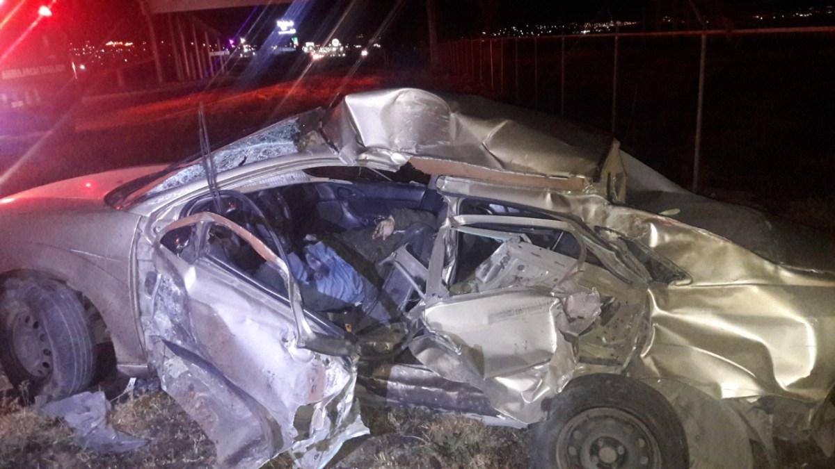 Un muerto tras accidente en la México-Pachuca, a altura de Acayuca