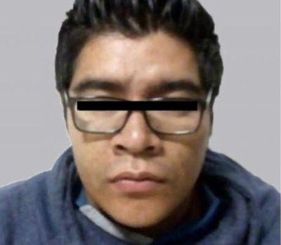 Detienen en Querétaro a presunto feminicida de Rosalinda