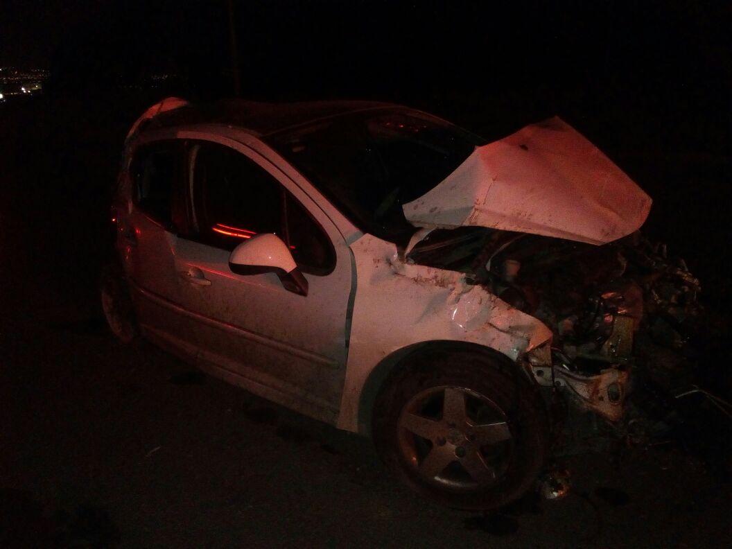 Accidente carretero en Tulancingo deja saldo de dos muertos