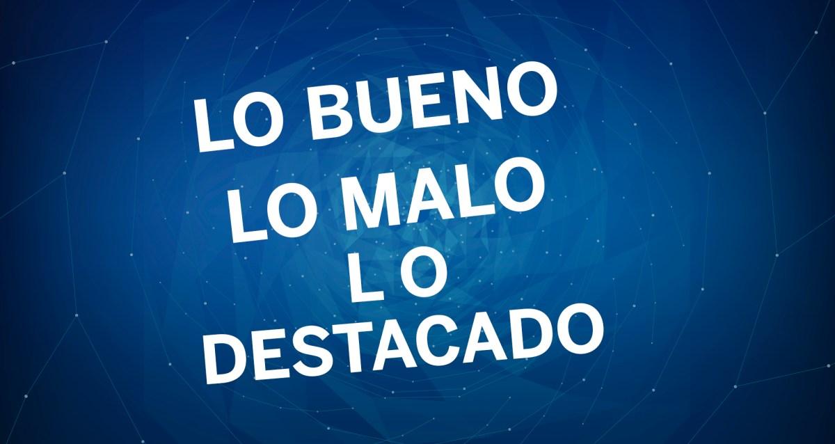 Lo bueno, lo malo y lo destacado de las noticias de Hidalgo 23/04/18