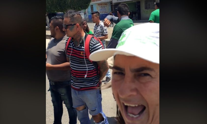 Ejecutan a persona frente a candidata en Guanajuato (VIDEO)