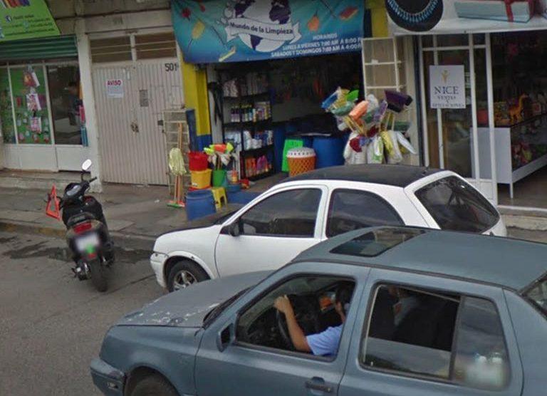 Hombre se quita la vida dentro de su negocio en Pachuca