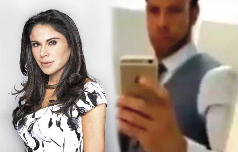 Paola Rojas tuitea luego de la foto de Zague