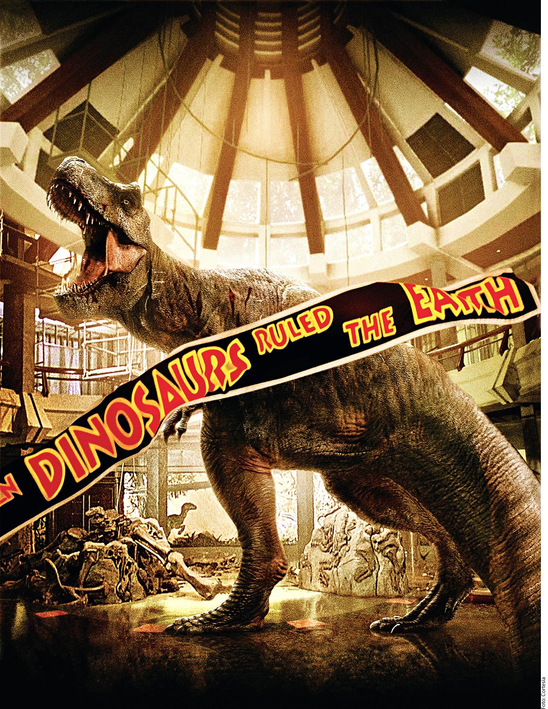 El reino caído' hará temblar la cartelera — Jurassic World