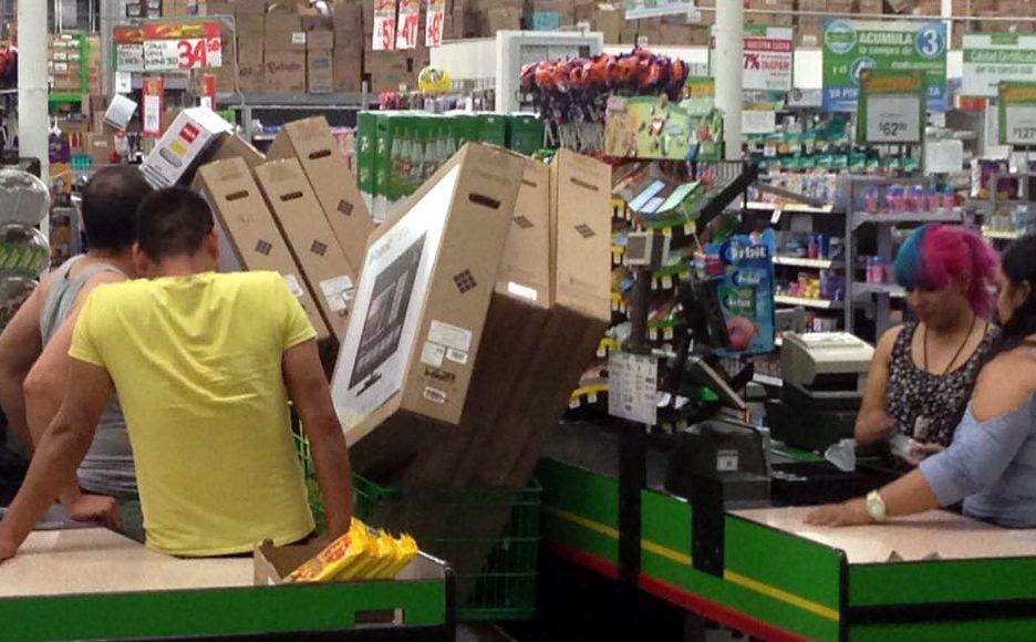 Venden pantallas en 3 pesos por error en el precio