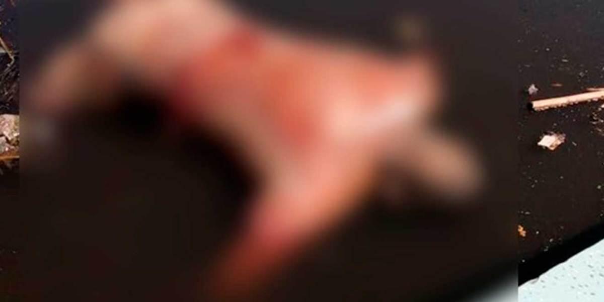Encuentran en Tula el cuerpo de una persona que estaba reportado como desaparecida