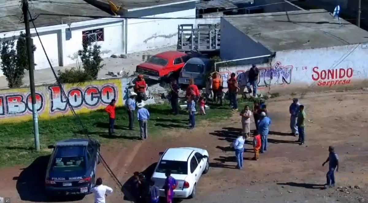 Tras accidente carretero en Hidalgo, conductor perdió la vida