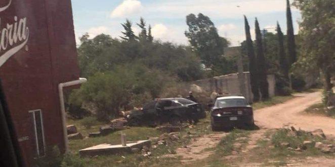 Localizaron unidades en que viajaban 12 personas buscadas en Ixmiquilpan