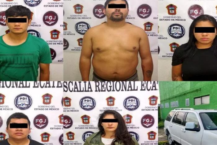 Detienen a banda que elaboraba dulces con droga en Ecatepec