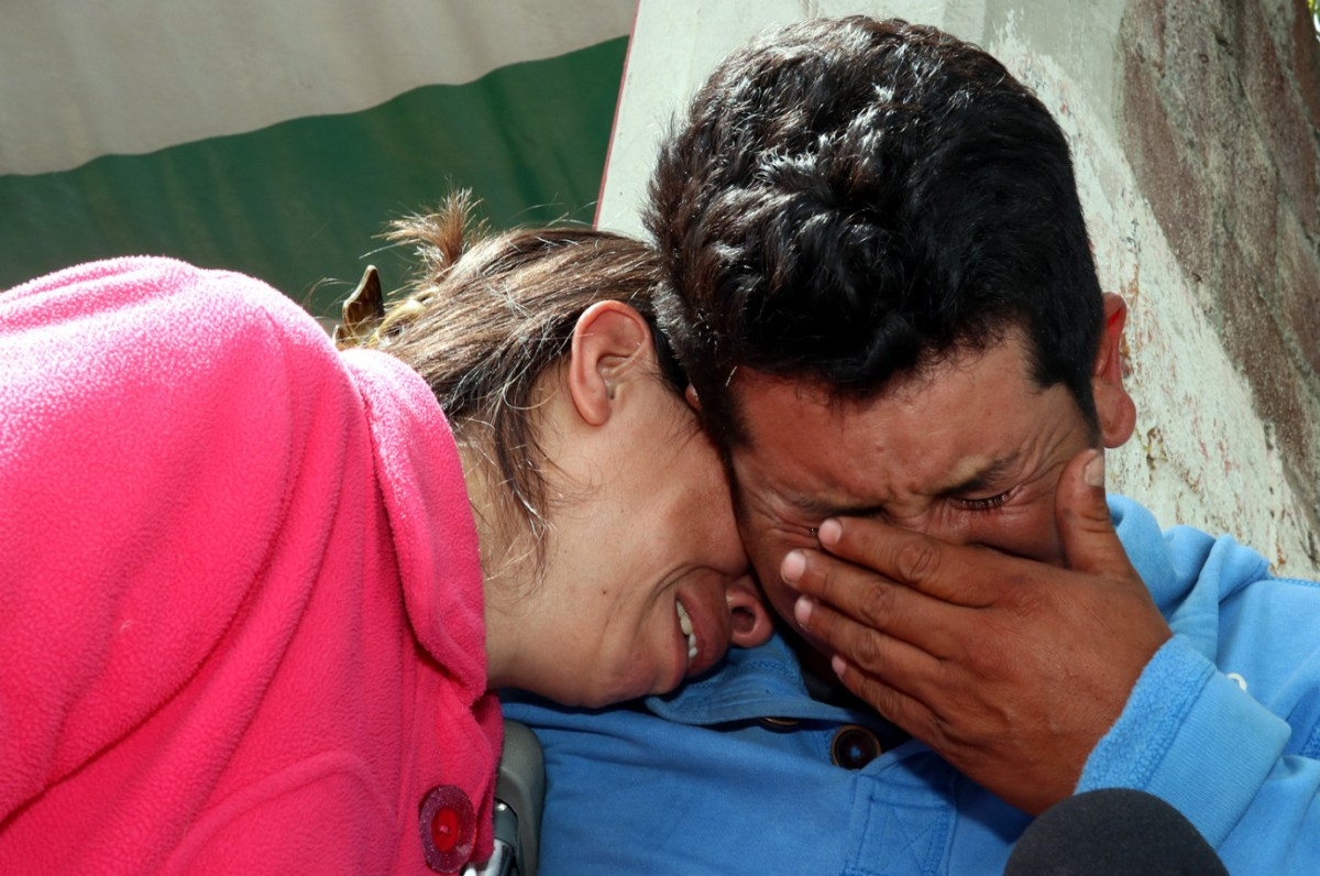 """""""Mi bebé no merecía morir así"""": madre de menor asesinada"""
