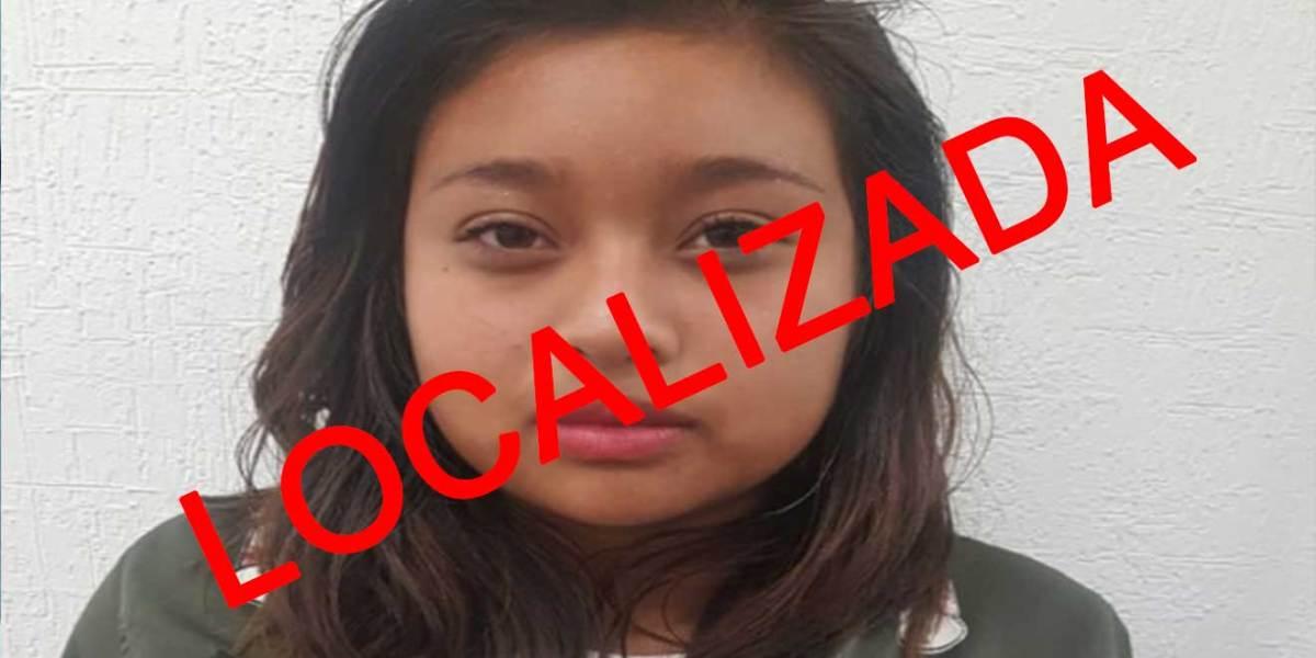 Localizan a Wendy Pérez Rivera en Pachuca