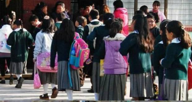 Mañana se reanudan las clases en todos los planteles educativos de Hidalgo