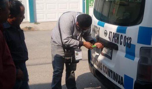 Sancionan a unidad de transporte público por no respetar tarifa para adultos mayores