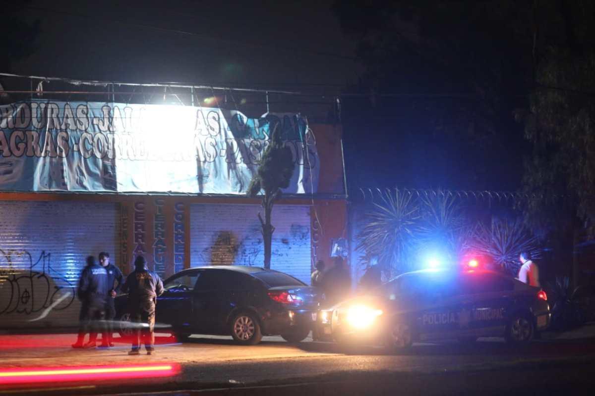 Se registra asalto frente a la PGJEH, en Pachuca